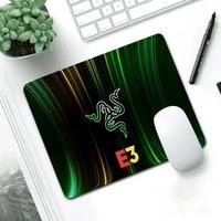 mouse pad razer keyboard mat desk durable desktop mousepad rubber gaming small gamers decoracion gamer pc computer csgo mausepad