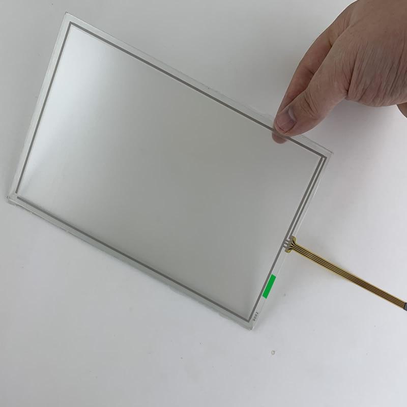 XP30 5.7 بوصة 4 سلك اللمس الزجاج لإصلاح لوحة المشغِّل آلة ~ تفعل ذلك بنفسك ، لديها في الأوراق المالية