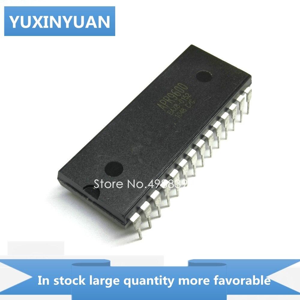 YUXINYUAN 1PCS APR9600 ABRIL 9600 R9600 PR9600 DIP28 em estoque