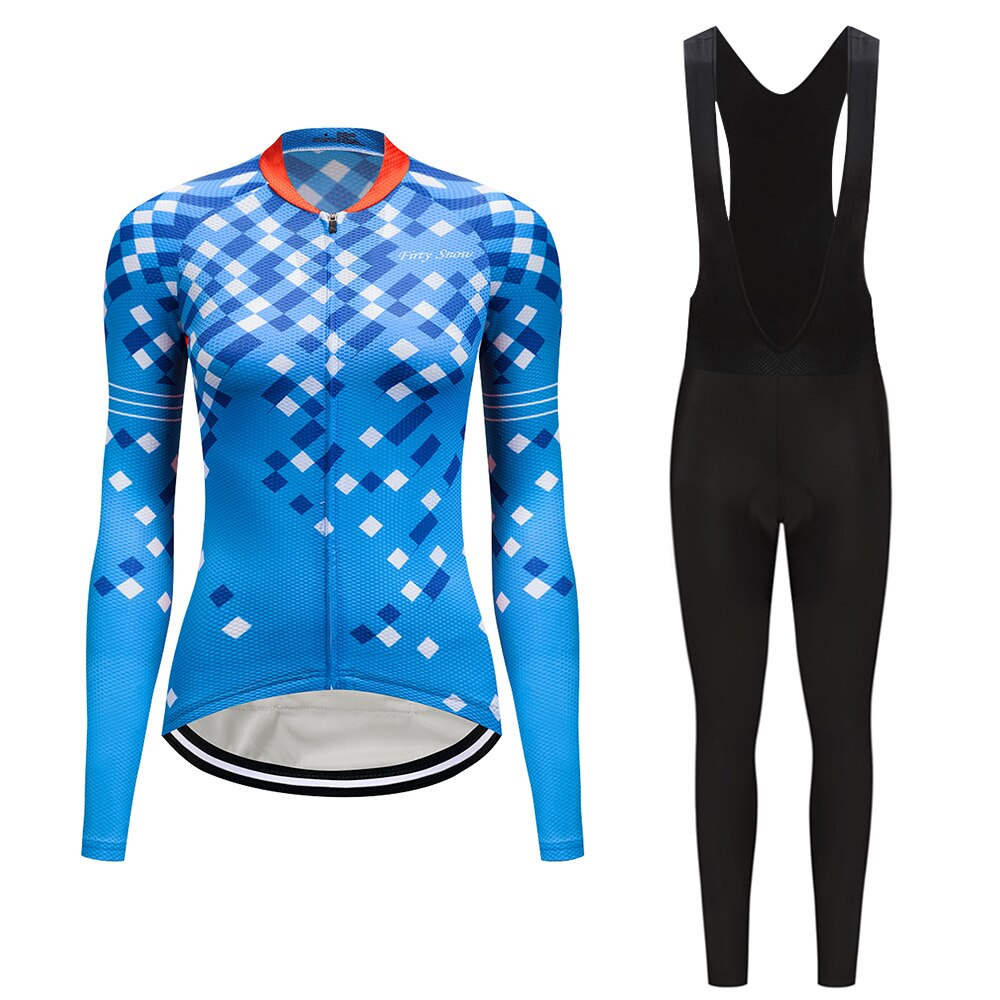 Maillot de ciclismo para mujer, ropa de ciclismo, conjunto de traje deportivo para bicicleta MTB, traje de triatlón, ropa, uniforme, Kit de chaqueta, Maillot