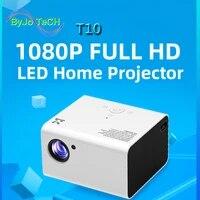 UNIC     projecteur LED Full HD 1080P  4000 lumens  Home cinema  Android en option  USB  HDMI  T6 UP