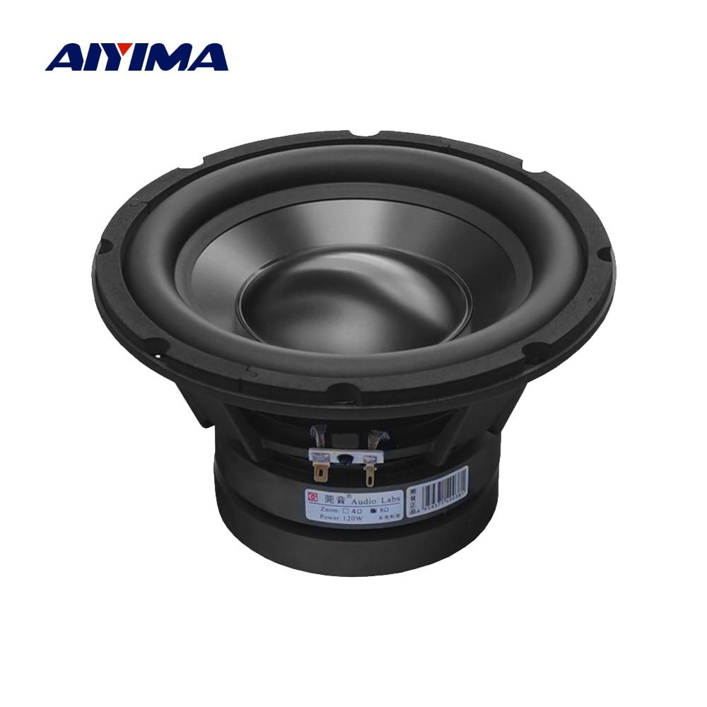 AIYIMA-Altavoz de graves Hifi para cine en casa, amplificador de música de...