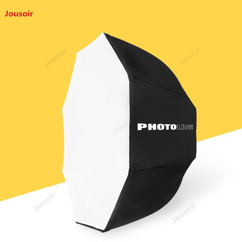 Foldable Softbox Octagon Soft box 200cm for Speedlite Flash Light photography studio accessories CD50 A