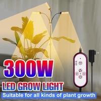 led grow light full spectrum plant lamp dc 12v phytolamp 300w 400w greenhouse growing phyto lighting vegs flower seeds fitolampy