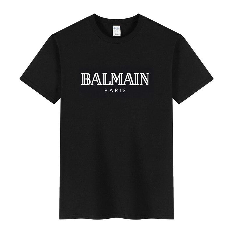 Camisetas informales para hombre y mujer de ropa de marca a la...