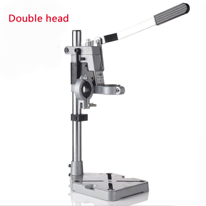 Electric Drill Stand Holding Holder Bracket Single-head Rack Drill Holder Grinder accessories for Woodworking Rotary Tool enlarge