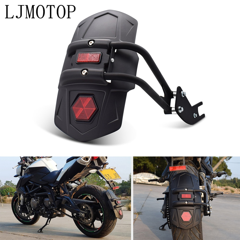Guardabarros trasero para motocicleta 2020, guardabarros protector contra salpicaduras para Honda CBR250R CBR 250R VFR NC 750 S/X