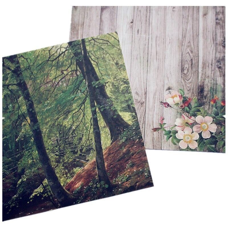 24 листа мусор журнал Фламинго фон бумага для скрапбукинга бумага для оригами для изготовления открыток альбом для скрапбукинга поставок