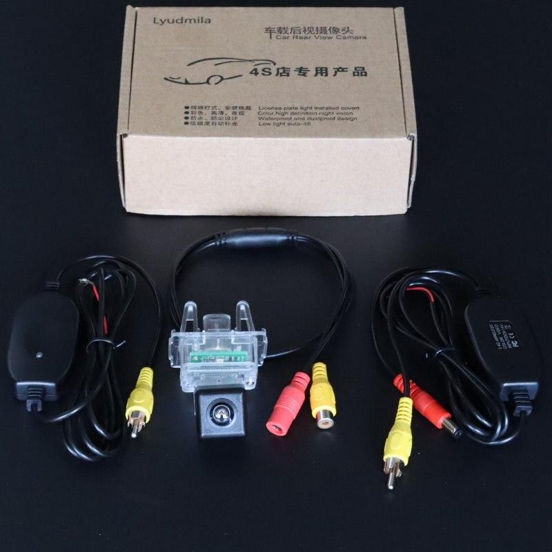 Câmera sem fio para mercedes benz cls e cl classe w218 w212 c216 w216 vista traseira do carro câmera de estacionamento reversa/ccd visão noturna