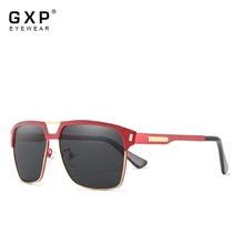 GXP Fashion Aluminum Polarized Sunglasses Men/Women UV400 Protection Eyewear Designer Travel Sun Gla