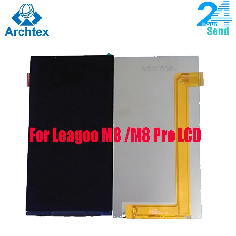 For Leagoo M8 LCD Display Mobile Phone Parts For Leagoo M8 Pro Screen LCD Displayin stock