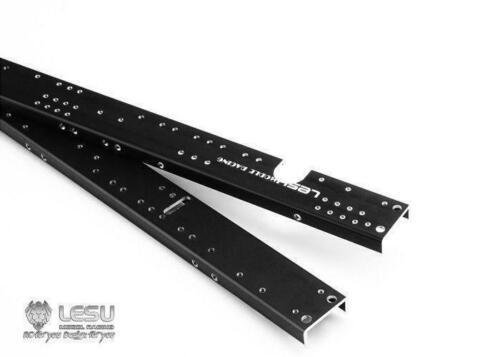 1/14 LESU Metal Chassis Rail CNC for RC Model Benz 8*8 Hydraulic Dumper Truck TH02374-SMT5 enlarge
