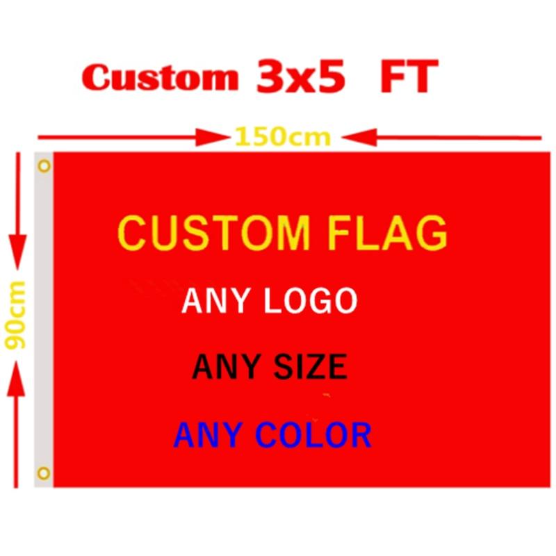 Бесплатная доставка, индивидуальный флаг, Лидер продаж, баннер, дизайн, 100D полиэстер, спортивный рекламный клуб, наружный и внутренний декор...