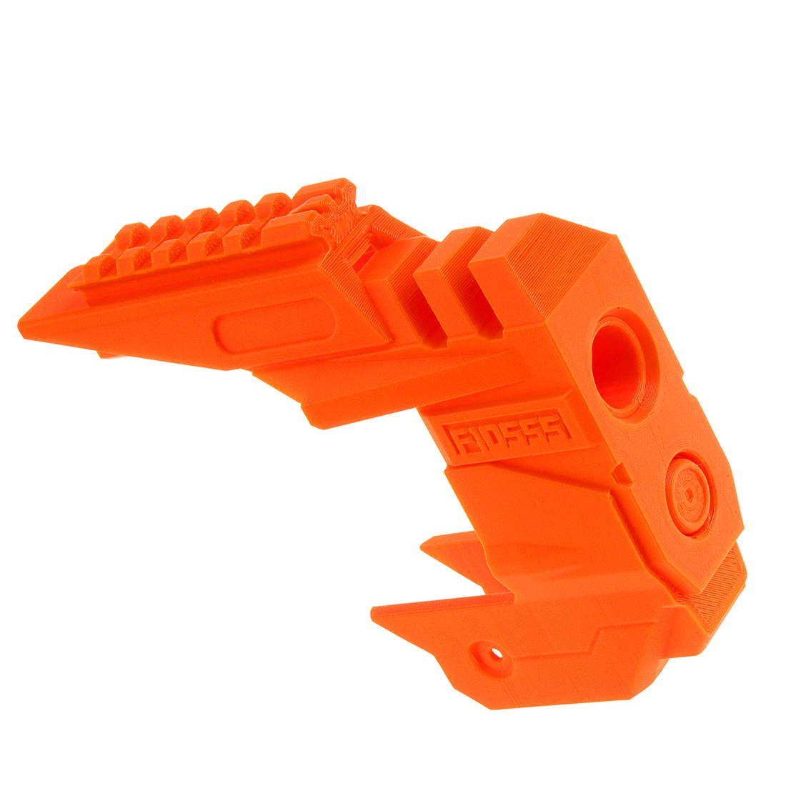 Trabajador F10555 n. ° 217 Kit de barril para NERF Zombie martillo-naranja