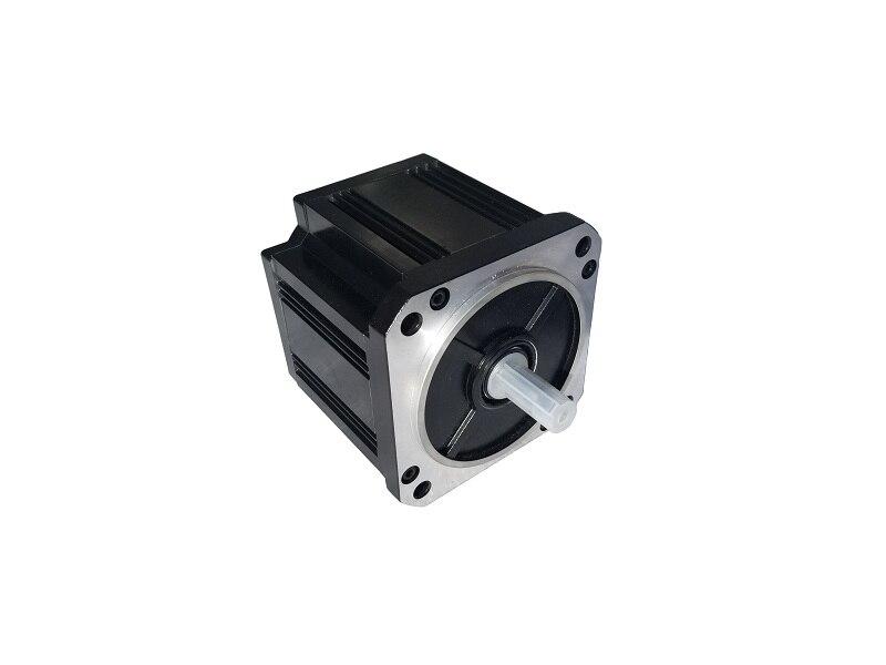 قوة كبيرة عالية عزم دوران 1000 واط bl موتور تيار مباشر 48 فولت 1kw فرش موتور تيار مباشر