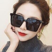 Four seasons new retro sunglasses women's men's luxury designer small texture frame fashion popular