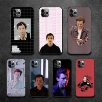 tom holland phone case for iphone 12 11pro max 11 xr xs max x 8 7 6 6s plus 5 5s se 2020 soft cover shell