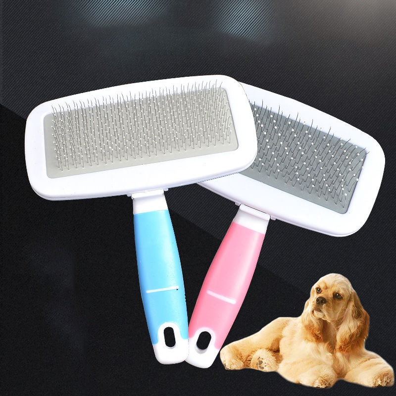 Multi-purpose Dog Cat Comb Brush Needle Pet Hair Brush for Puppy Small Dog Hair Remover Pets Beauty