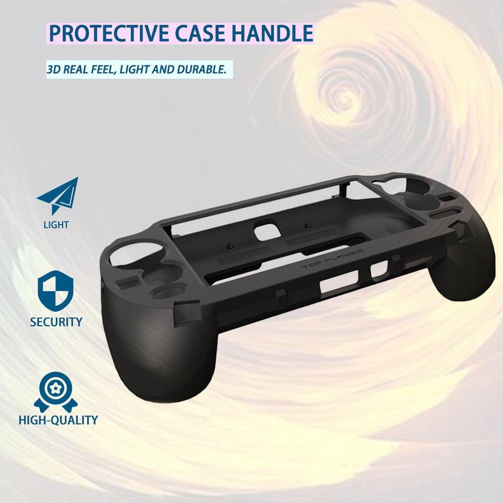 وحدة تحكم في عصا التحكم لهاتف Sony PS Vita fat / PSV 1000 L2 R2 ملحقات وحدة تحكم ألعاب قبضة الزناد