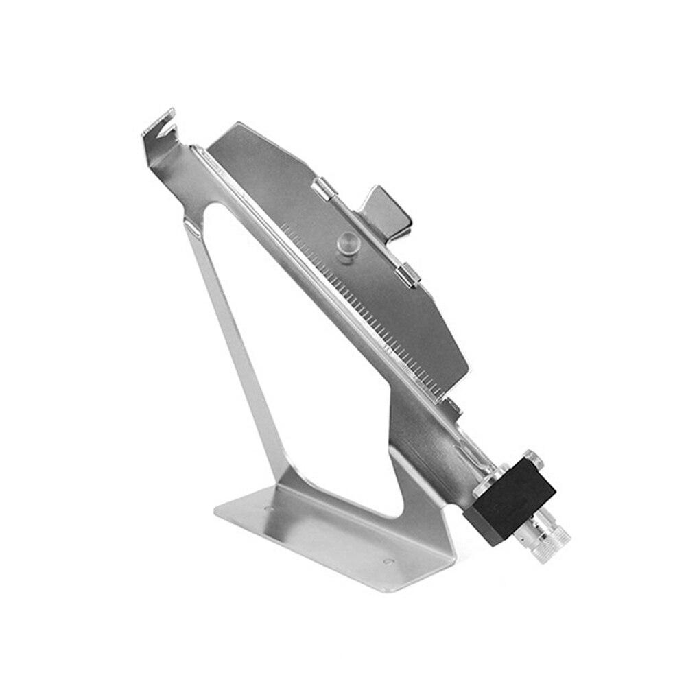 /Lixada arquería Fletching Jig flecha pluma abrazadera fietcher herramienta de reparación ajustable