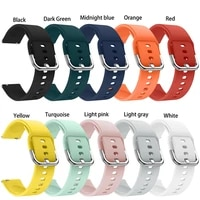 smart silicone suitable for band of galaxy observatory 42 46mm smart meter sliding band of samsung galaxy watch sport wristband