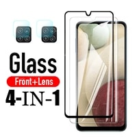 glass on for samsung galaxy a12 tempered glass for galaxy a12 sm a125fdsn sm a125fds screen protector phone film a125 6 5
