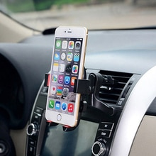 Universal Air Vent Mount Car Holders Stand Mobile Supports for iPhone Xiaomi Samsung