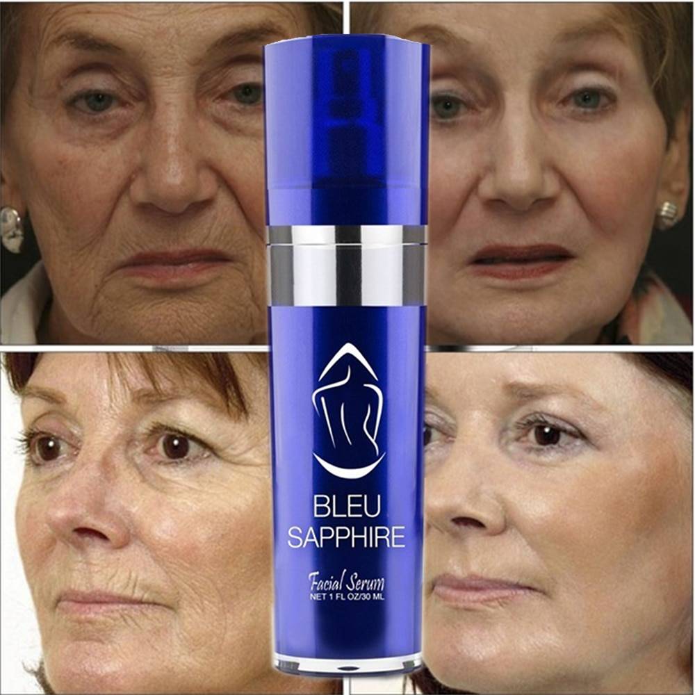 10ml Anti Wrinkle Anti-Aging Face Serum Whitening Liquid Face Cream Women Skin Care Face Care Cream