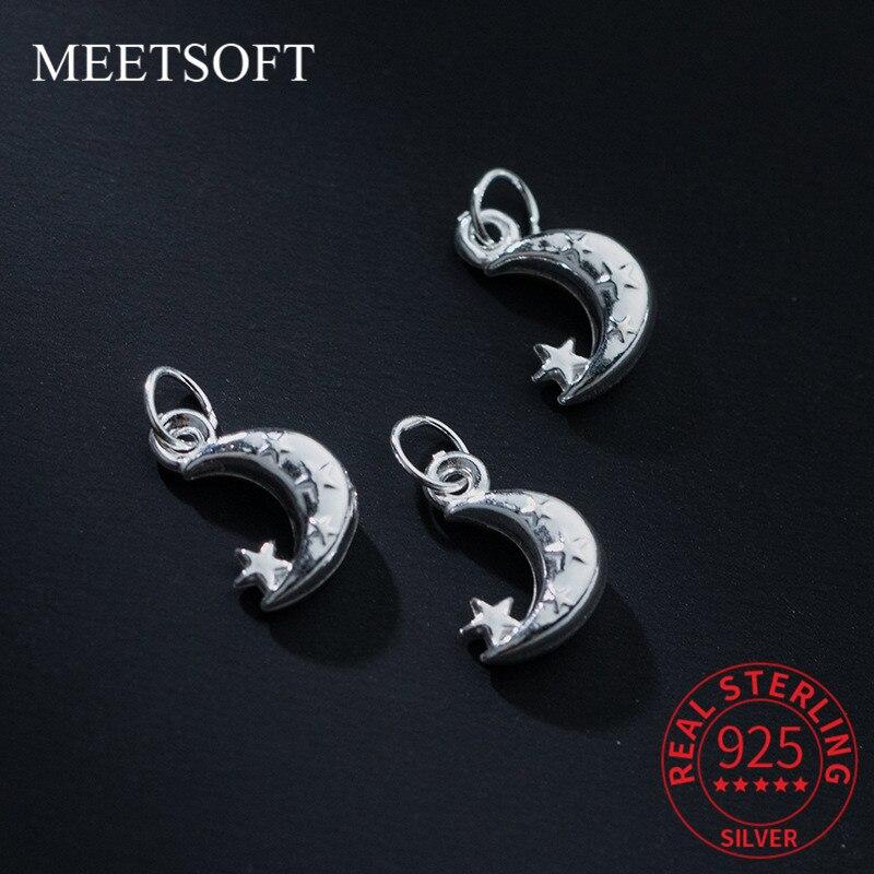 meetsoft-модные-ювелирные-изделия-ручной-работы-из-стерлингового-серебра-s925-пробы-в-виде-Луны