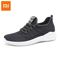 xiaomi running shoes summer male leisure flying woven shoes men breathable net shoes fashion sneakers mens vulcanize shoes