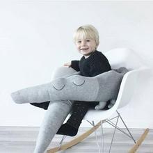 Бампер для новорожденной кровати 185 см защита для детской кроватки аксессуары для детского постельного белья детская подушка из крокодиловой кожи игрушка для детской комнаты