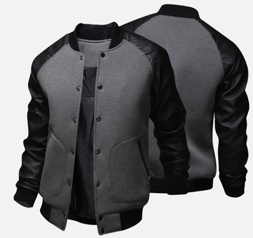 ZOGAA 2020 New Brand Baseball Coats Casual Jackets 2019 Fashion Design Spring Autumn Sports Slim Fit Jacket Men Brand Size 5XL