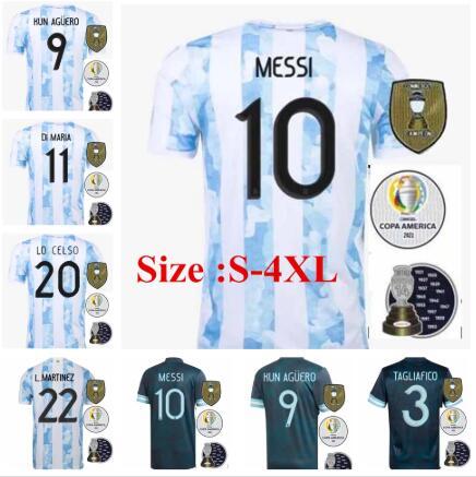 2021, 2022, argentina casa jérsei messi FÚTBOL camisetas kun Agüero maradona camisetas...