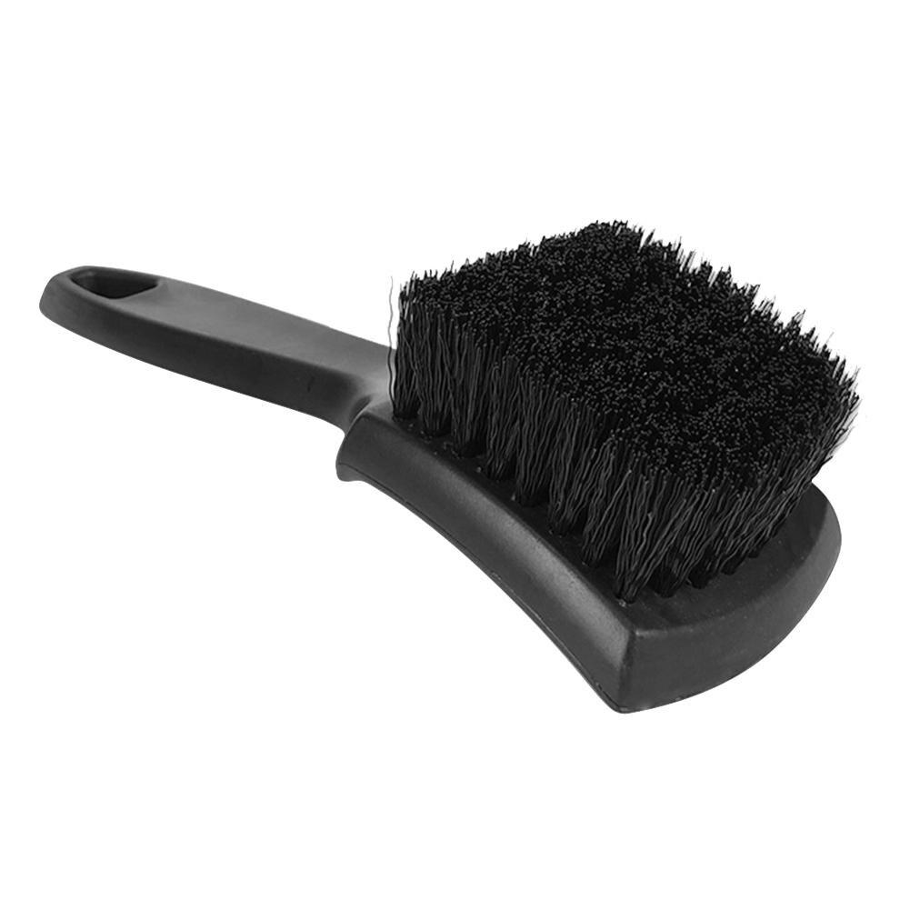 Car Wheel Tire Rim Scrub Brush Auto Detailing Brush Special PP Silk Brush Cleaner and More Thorough