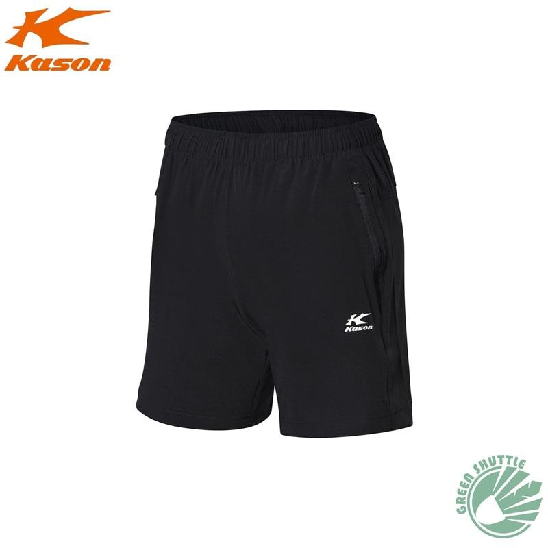 Producto de calidad Kason de secado rápido transpirable entrenamiento Serie Mujer Pantalones cortos FAON004-2