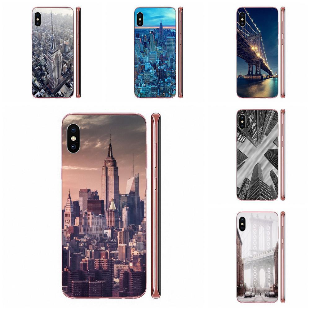 2019 New York City Ny Statue Of Liberty For Sony Xperia Z Z1 Z2 Z3 Z4 Z5 compact Mini M2 M4 M5 T3 E3 E5 XA XA1 XZ Premium