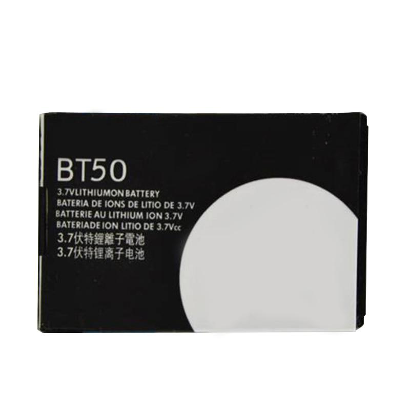 Motorola 100% Original 1200mAh BT50 de la batería para MOTOROLA Tundra V195 V235 V323 V325 V360 V360i V360v V361 V365 V465 v975 V975