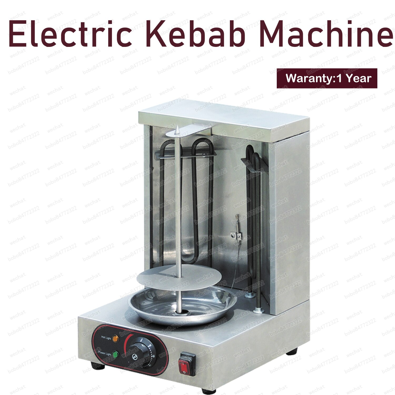 Mini eléctrico máquina de Döner Kebab