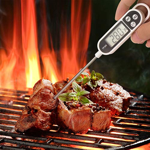 Hot Sale Digital Kitchen Thermometer For Meat Water Milk Cooking Food Probe BBQ Electronic Oven Thermometer Kitchen Tools