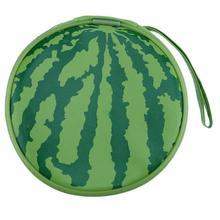 Wassermelone Muster Tragbare 24 stücke Disc Kapazität DVD CD Lagerung Fall