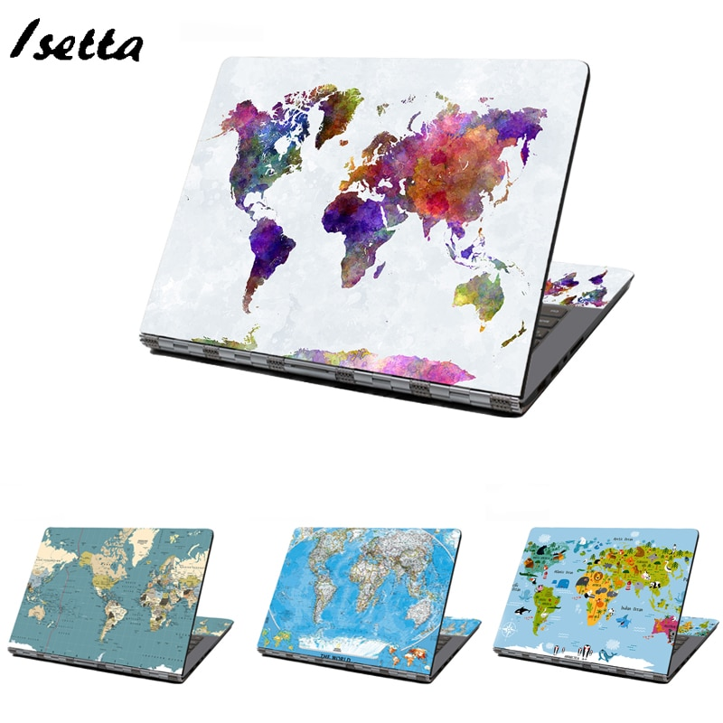 Pegatinas de piel para ordenador portátil Dell, pegatina de cuaderno de 13...