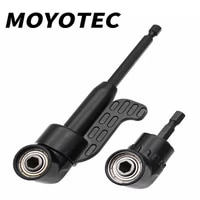 moyotec 105 degree turning tool for screwdrivers corner tool turning device for changing direction of screw driver