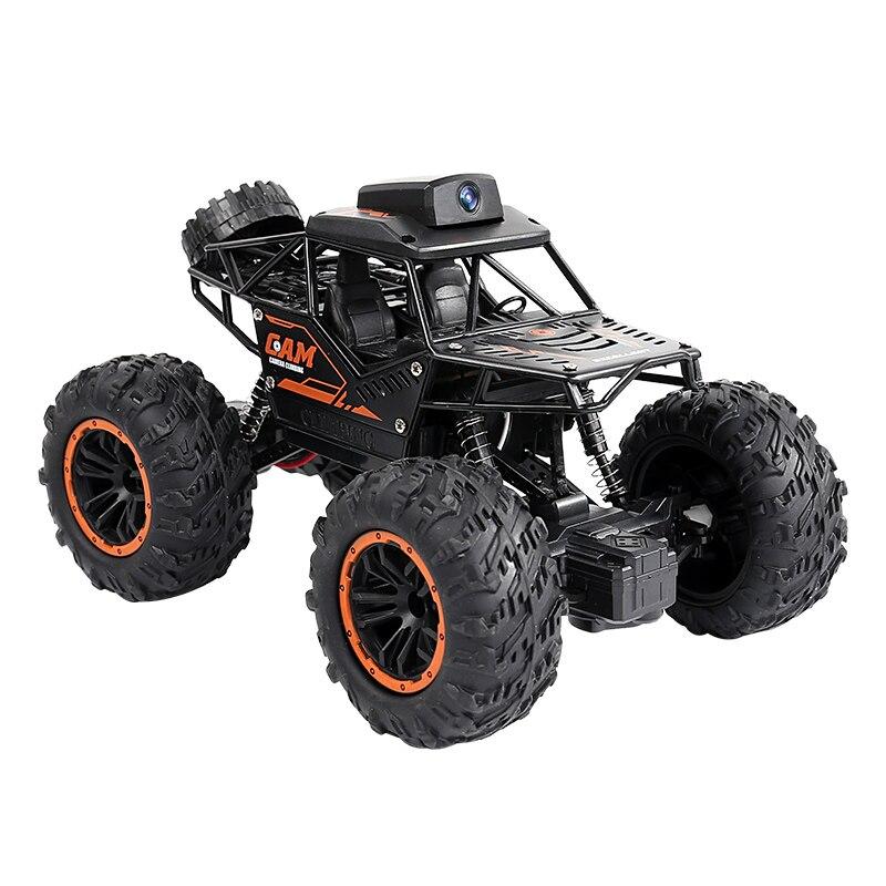 RC Car YT6602 2.4G WIFI FPV HD Camera 1:18 4WD Off-road High-speed Remote Control Drift Car Climbing Car Children's Toys enlarge