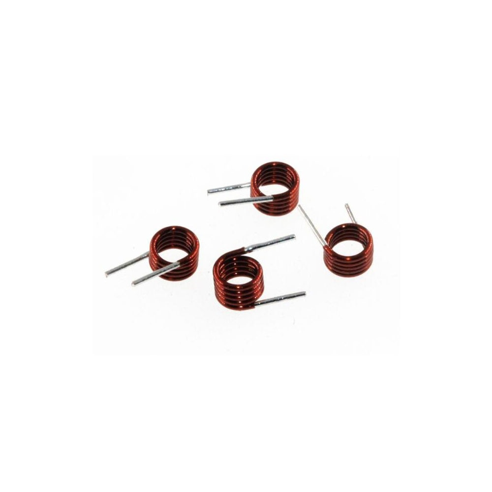 Inductores de alta frecuencia Taidacent 100 Uds 0,7*3,0*1,5 T 2,5 T 3,5 T 4,5 T 5,5 T 6,5 T 7,5 T Choke de núcleo de aire de bobina eléctrica hueca
