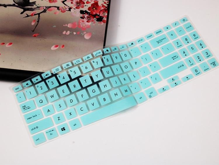 Для ASUS ZenBook 15 UX534 UX534FA UX534ftc UX534f UX534FT fyc ft A9010t A9009t 15,6-дюймовый защитный чехол для клавиатуры ноутбука