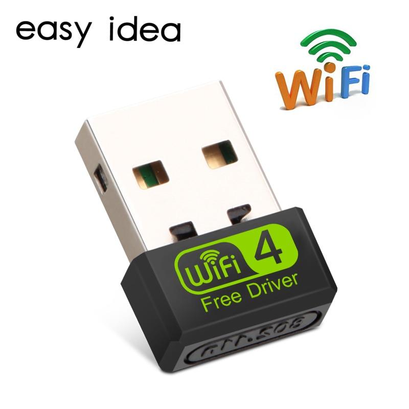 USB Wifi адаптер Wi-fi USB Ethernet mt7601 Wifi ключ антенны Wi-fi USB адаптер Сетевая карта 2,4G Wifi приемник ПК USB Lan