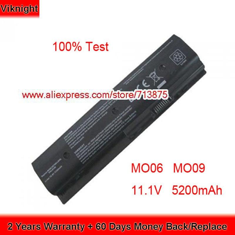 Wysokiej jakości 11.1V 5200mAh MO06 bateria do HP Pavilion ENVY MO09 DV4-5000 671731-001 HSTNN-LB3N TPN-W109 TPN-W108 TPN-P102