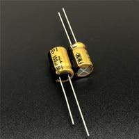 5Pcs/50Pcs 100uF 50V NICHICON FW Series 8x11.5mm 50V100uF HIFI Audio Aluminum Electrolytic Capacitor