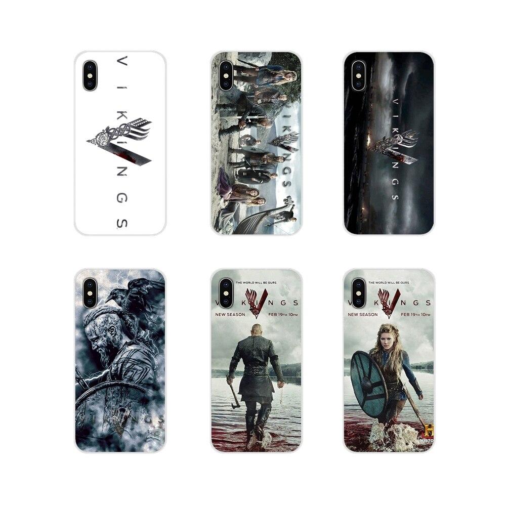 Accessories Phone Skin Cover popular TV series vikings logo For Huawei Honor 4C 5C 6X 7 7A 7C 8 9 10 8C 8S 8X 9X 10I 20 Lite Pro