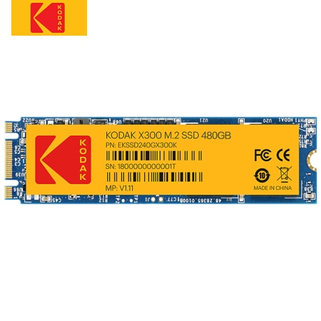 Kodak SSD X300 M.2 Hard drive disk 240GB 480GB 960GB solid state drive disk for laptop desktop  dell hp laptop computer ssd m2 enlarge